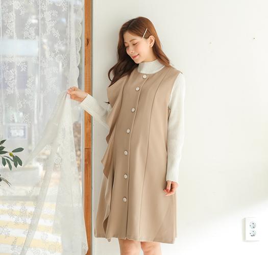 104200 - 임부복*레이어드용 반목니트
