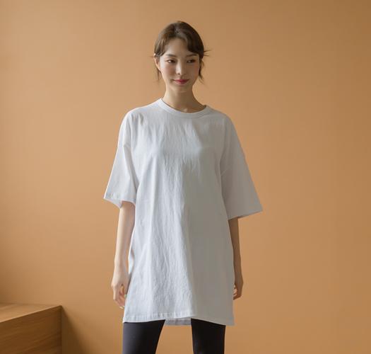 105902 - 임부복*에슬레저 롱티셔츠