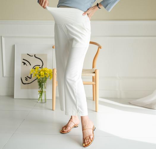 106545 - 임부복*가벼운트임 여름팬츠