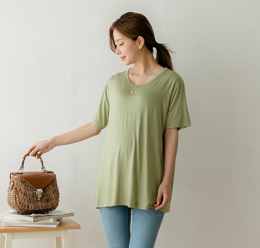 106546 - [기획특가1+1]임부복*낙낙찰랑 티셔츠