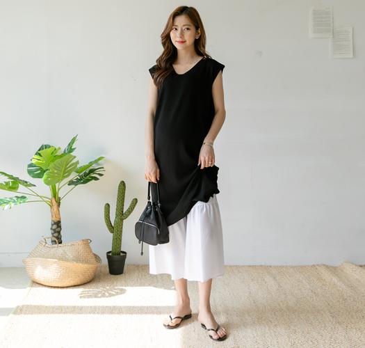 107265 - 임부복*치마인줄 이너팬츠
